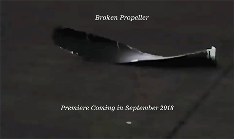 Broken Propeller_Story of the first responders at the 2011 Reno Air Races Crash